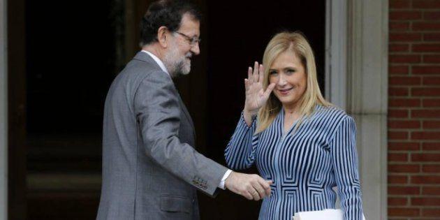 Rajoy tiene la agenda completa para ver a Cifuentes: