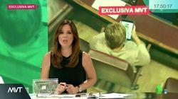 La irónica referencia de Mamen Mendizábal a Celia Villalobos en 'Más Vale