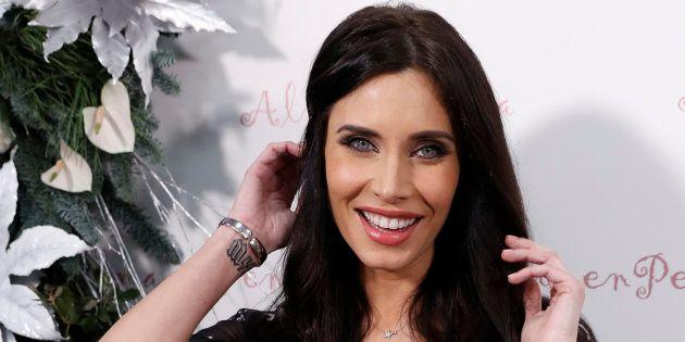 Pilar Rubio aparece irreconocible en 'El