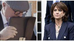 Villarejo confesó a la ministra de Justicia que tenía un prostíbulo y esta lo celebró:
