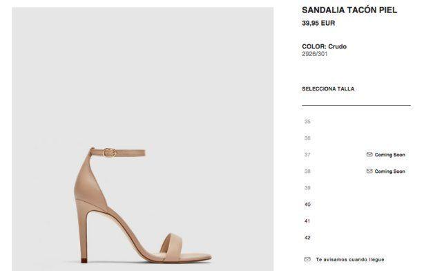 Nueve trucos para comprar en Zara | El Huffington Post