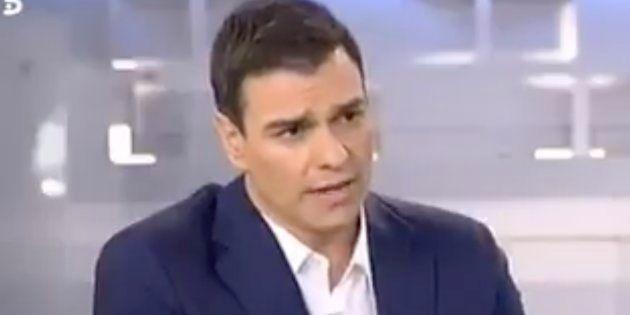 El PP ataca a Pedro Sánchez con estas declaraciones suyas en 2015 sobre sociedades