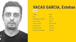 Detenido en Salamanca el violador Esteban Vacas, el fugitivo español más