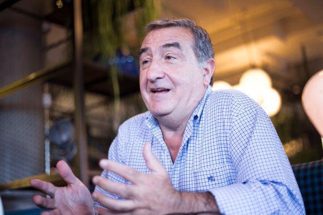 Emilio Fernández (Unión Progresista de Fiscales):