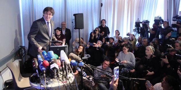 Fiscales alemanes y españoles se reúnen en La Haya para hablar de