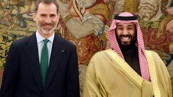 Mohamed Bin Salmán, el revolucionario príncipe saudí, de visita en