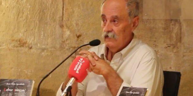 Juan Kruz, Premio Nacional de Literatura Juvenil