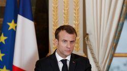 Macron dice tener
