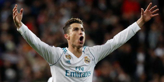 Muestran lo que no se vio en televisión tras el gol de Cristiano Ronaldo a la