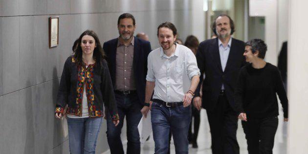 Iglesias advierte a Errejón sobre las primarias en Madrid: