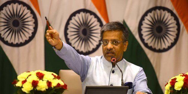 India no firmará el tratado contra las armas
