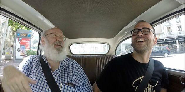Tres años de entrevistas en un coche con más de 60