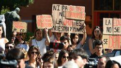 La huelga de estudiantes paraliza la Universidad Rey Juan