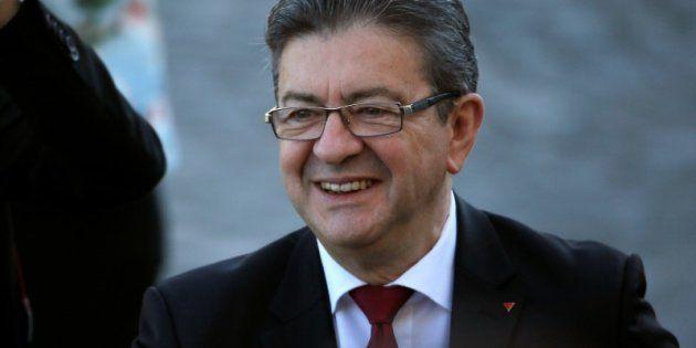 Jean-Luc Melenchon, retratado el día de la Fiesta Nacional francesa, el pasado