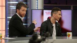 El palo de Jorge Lorenzo a Pablo Motos en 'El Hormiguero' tras una pregunta