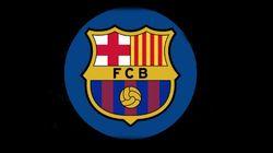 El escudo del Barça ya no es