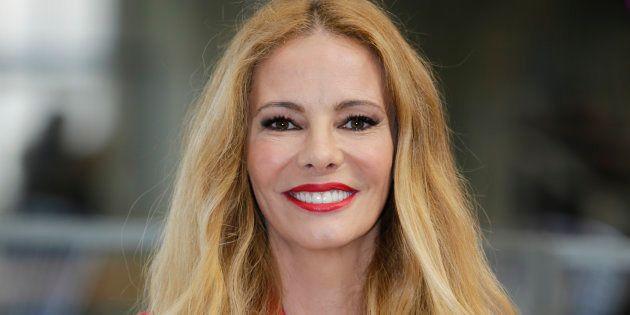 La presentadora Paula Vázquez durante la presentación del programa 'Fama, a bailar' en Madrid el 7 de...