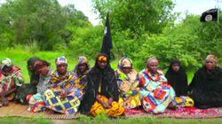 Boko Haram publica otro vídeo de mujeres