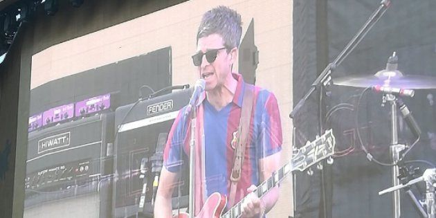 El tuit de Susana Guasch criticando a Noel Gallagher que enfurece a