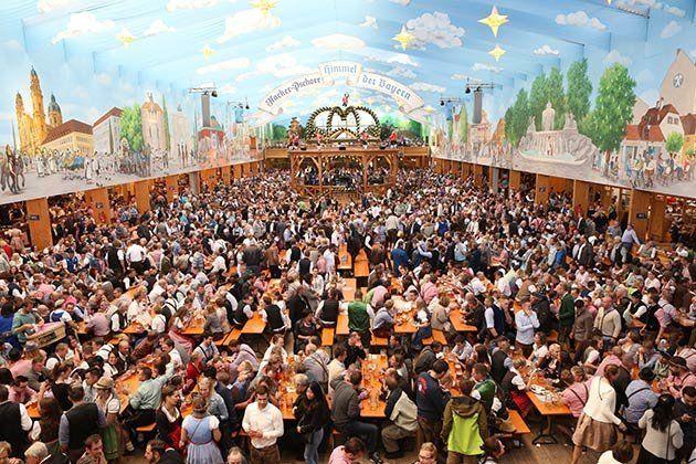 El Oktoberfest de Múnich, en 24