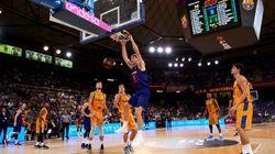 El Barça vence cómodamente al Gran Canaria en el estreno de la Liga Endesa