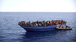 Rescatados al menos 62 inmigrantes en dos pateras en el