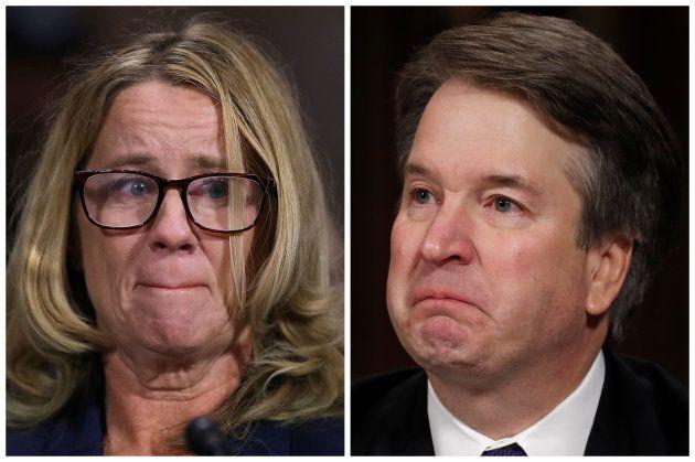 Trump mantiene su apoyo a Kavanaugh tras declarar el juez y su presunta víctima de