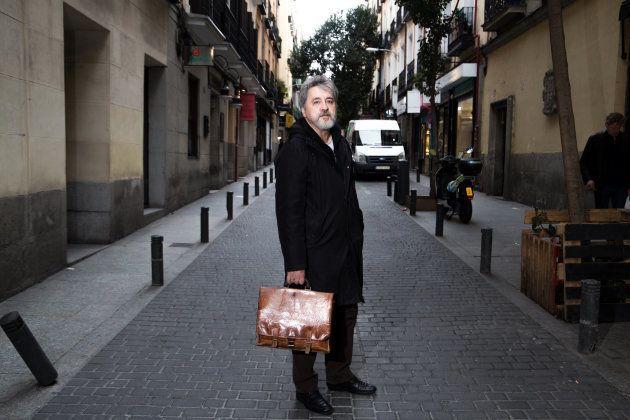 Manuel Rivas, en