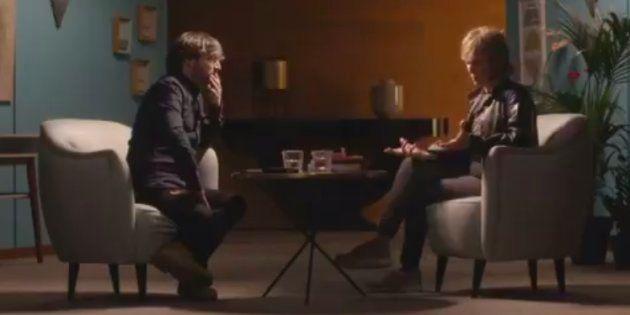 El contundente mensaje de Mercedes Milá a Jordi Évole sobre Felipe