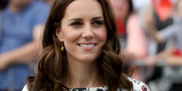 La brillante respuesta de la duquesa de Cambridge a una joven que le dijo que era