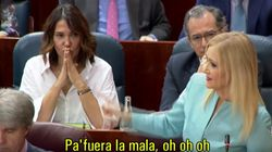 'Pa' mala tú, Cristina': La versión de 'Lo Malo' para Cifuentes que te hará reír