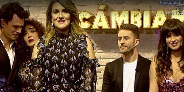 Carlota Corredera se despide de los fans de 'Cámbiame':