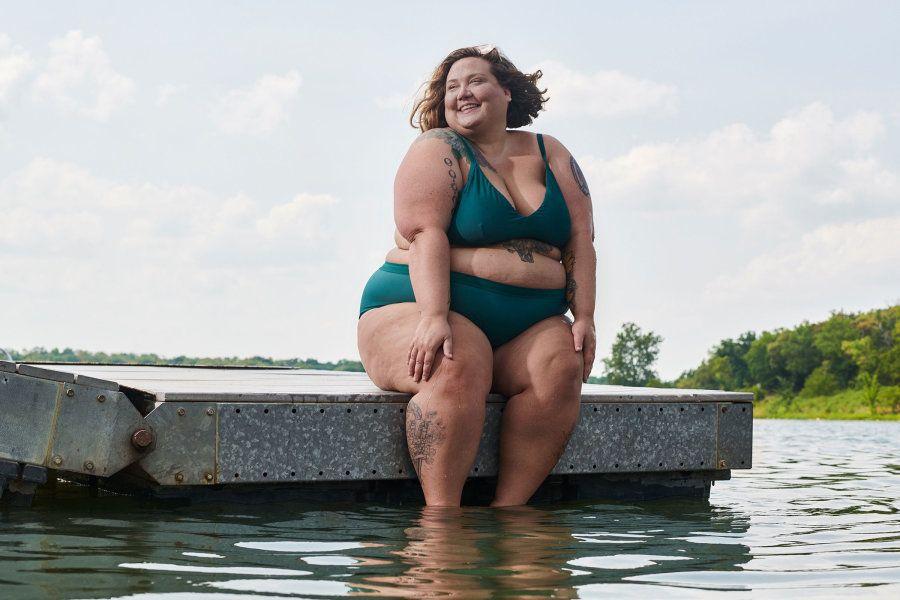 De pequeña, pensaba que los gordos eran personas solitarias y tristes, casi como esas patéticas causas...
