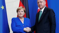 Merkel subraya sus