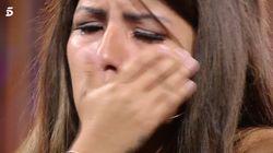 La reacción de Isa Pantoja al escuchar la llamada de su madre a
