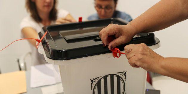 El 47% de los españoles, en contra de un referéndum independentista en