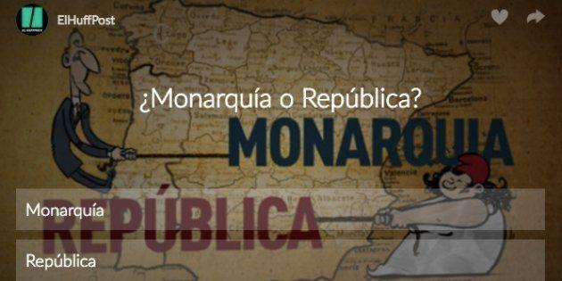 ¿Monarquía o República?