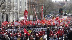 Miles de pensionistas vuelven a la calle para reivindicar