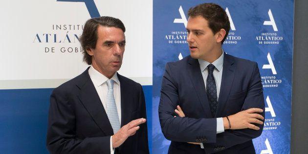José María Aznar, en su libro: