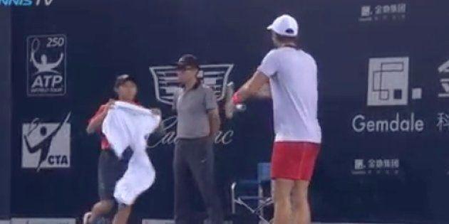 Críticas al tenista español Fernando Verdasco por lo que le hizo a este