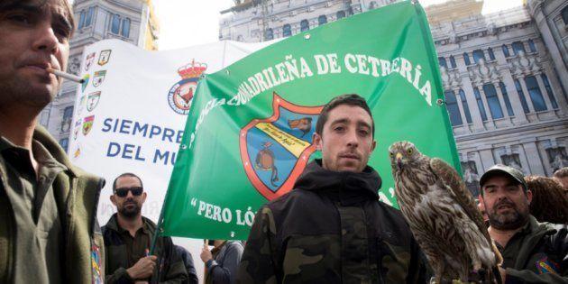 Los cazadores piden castigar delitos de odio en internet contra