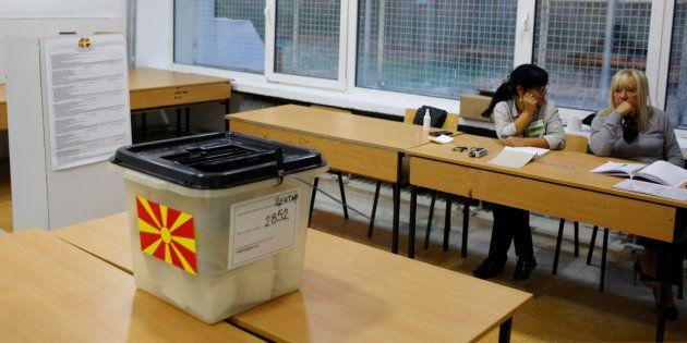 Fracasa el referéndum sobre el cambio de nombre de