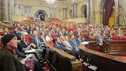 La Guardia Civil entra en el Parlament y el Palau de la Generalitat por el 3% de