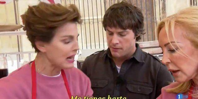 Vuelan los cuchillos entre Antonia Dell'Atte y Carmen Lomana en 'Masterchef