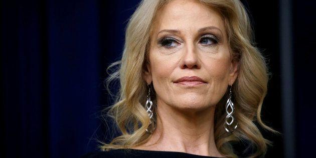 Imagen de archivo de la asesora de la Casa Blanca, Kellyanne