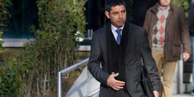 Trapero rechaza haber puesto a los Mossos al servicio del proceso
