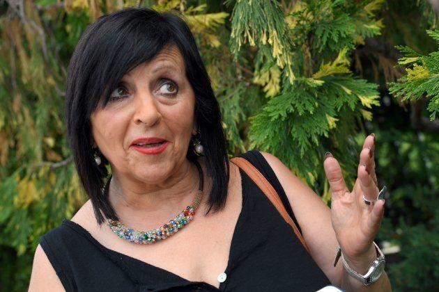 Pilar Abel, fotografiada en Barcelona el 26 de junio de