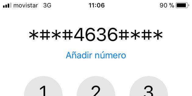Todo lo que marcar este código oculto en tu móvil puede hacer por