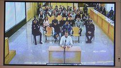 Los ocho acusados de Alsasua niegan odiar a la Guardia Civil y dicen que no participaron en la