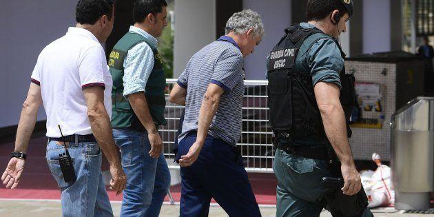 Anticorrupción pide prisión incondicional sin fianza para Villar y su